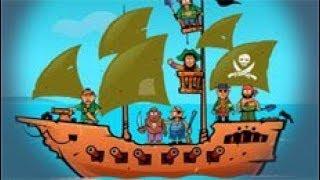 Крутые пираты - бесплатные онлайн игры. Игры для мальчиков 2018