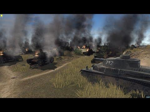 В тылу врага 2: Битва за  Дубно - Луцк - Броды. Отступление 1941г.