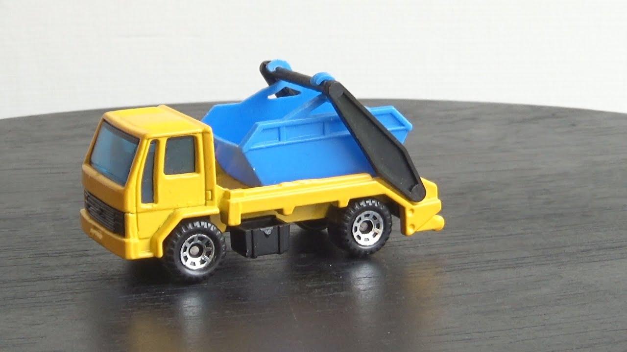 Broken & Damaged Classic Model Trucks