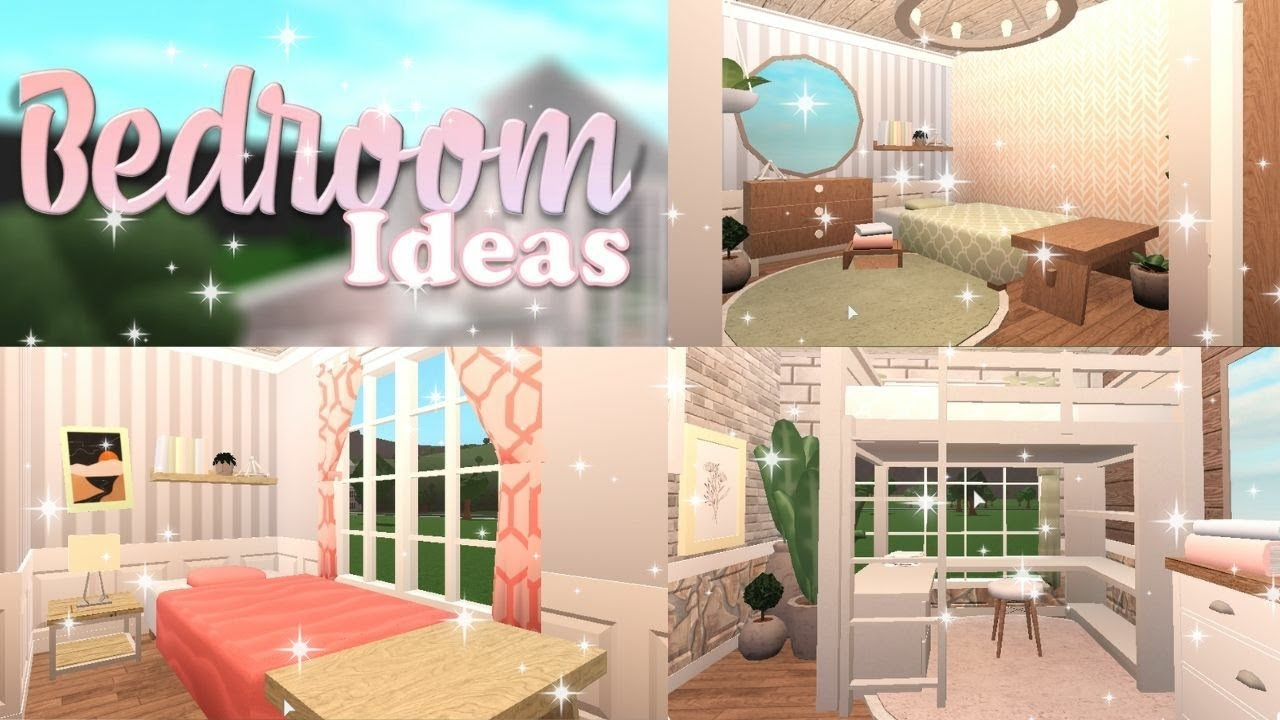 Bloxburg Aesthetic Bedroom Ideas No Gamepass Youtube