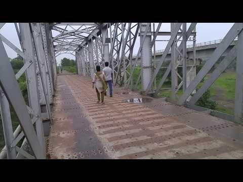 Amazing Narmada River Bridge 2017