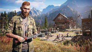 Far Cry 5 | Регион Иакова | Захват баз #7