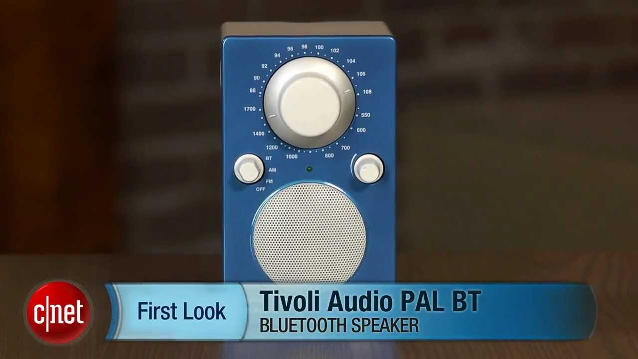 Tivoli Radio Pal Tivoli S Retro Bluetooth Radio Doesn T Come Cheap