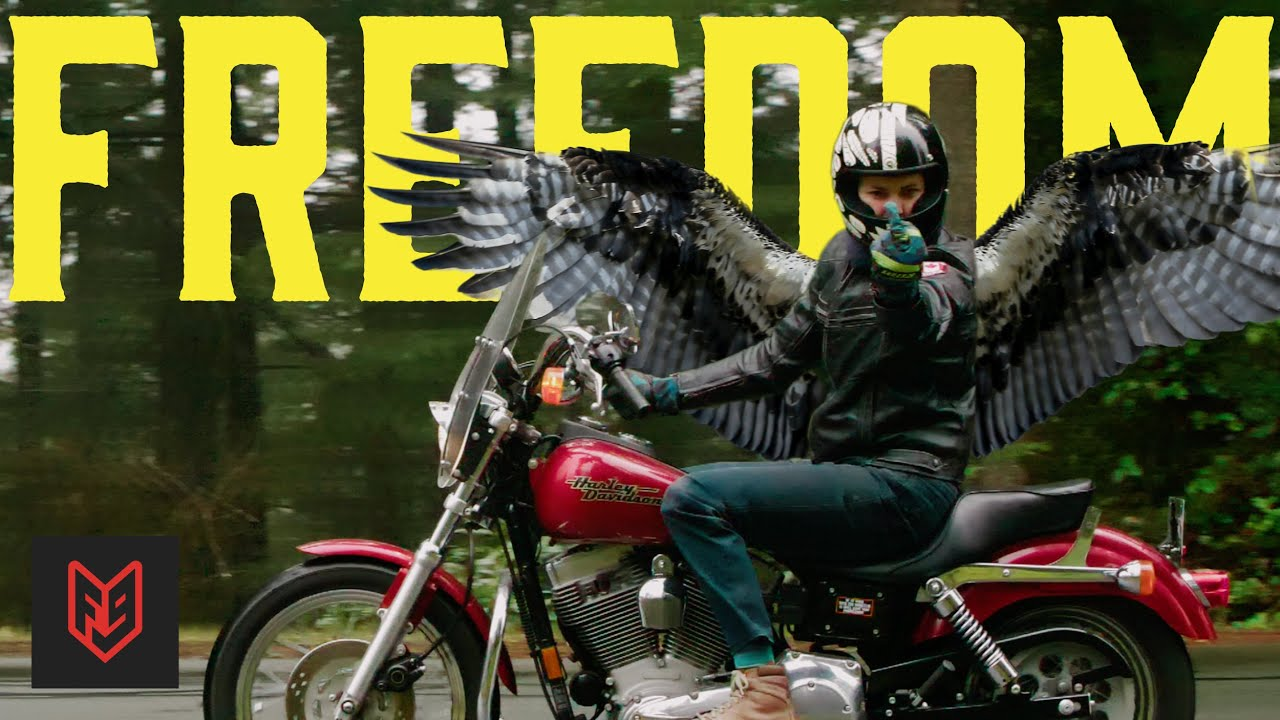 "Why Do Motorcycle Riders Brag About ""Freedom""?"