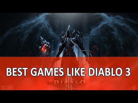 Best Offline Games Similar To Diablo