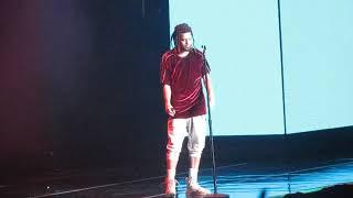 J  Cole -  Ville Mentality / MSG 10/1/18 KOD Tour