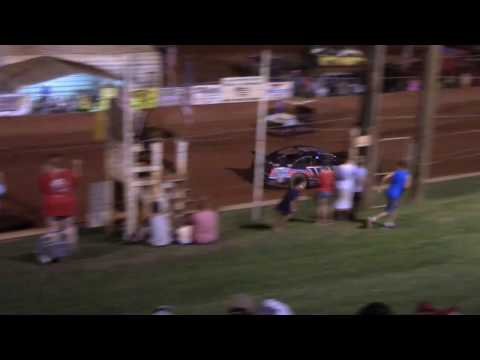 Woody Canup's Pit Crew Challenge at Winder Barrow Speedway