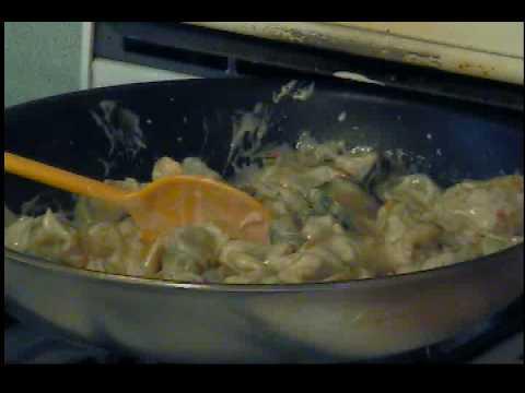 Cooking Show How to Make Seafood Newburg by Callingachef.com