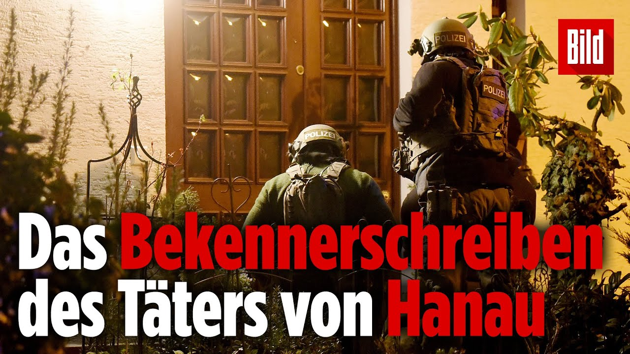 Hanau Terror