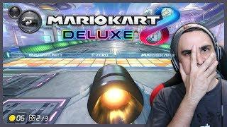 ΤΙ ΤΕΛΟΣ ΗΤΑΝ ΑΥΤΟ?! (Mario Kart 8 Deluxe #8)