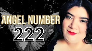 Repeating Number 222 - Numerology Angel Number