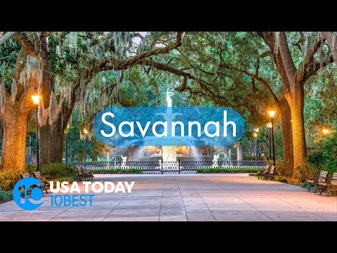 10 best things to do in Savannah, Georgia