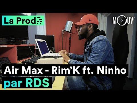 Youtube: «Air Max» de Rim'K ft. Ninho: comment RDS a composé le hit