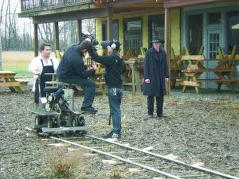 Behind The Scenes - Man With No Name