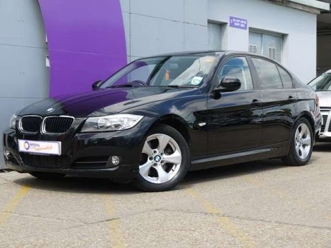 2010 BMW 320d EfficientDynamics 163 Saloon Black For Sale In ...