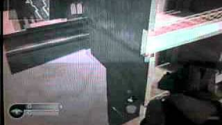 Bug, glitch call of duty modern warfare reflex wii (epreuve de force)