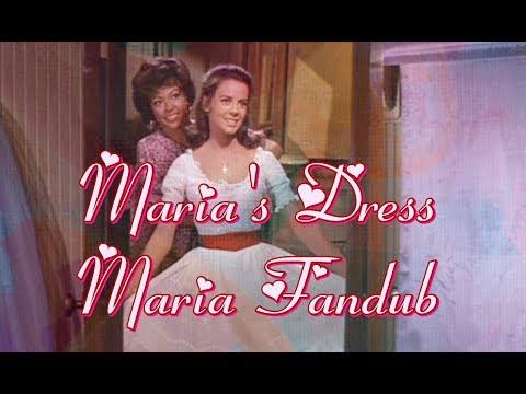 West Side Story ~ Maria's Dress ~ Maria Fandub HD (1080p)