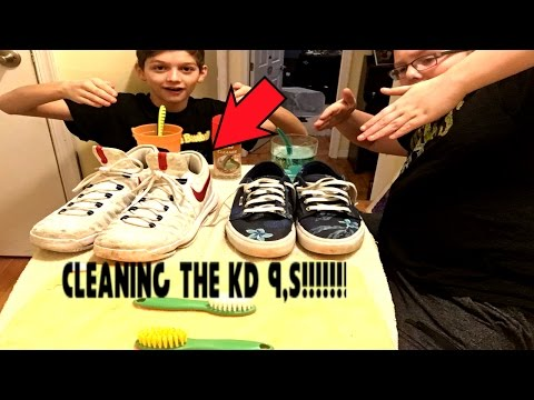 FIRST VIDEO [MUST WATCH] cleaning kd 9