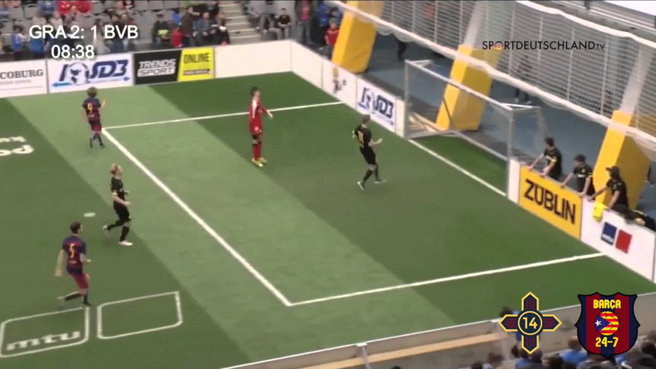 Download Adrián Bernabé (Cadet B) golazos ● MTU Hallen Cup