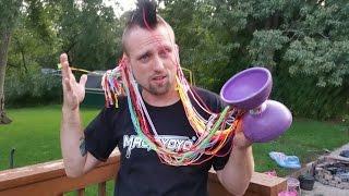 100 Layers of yo-yo strings. 100 layers challenge.