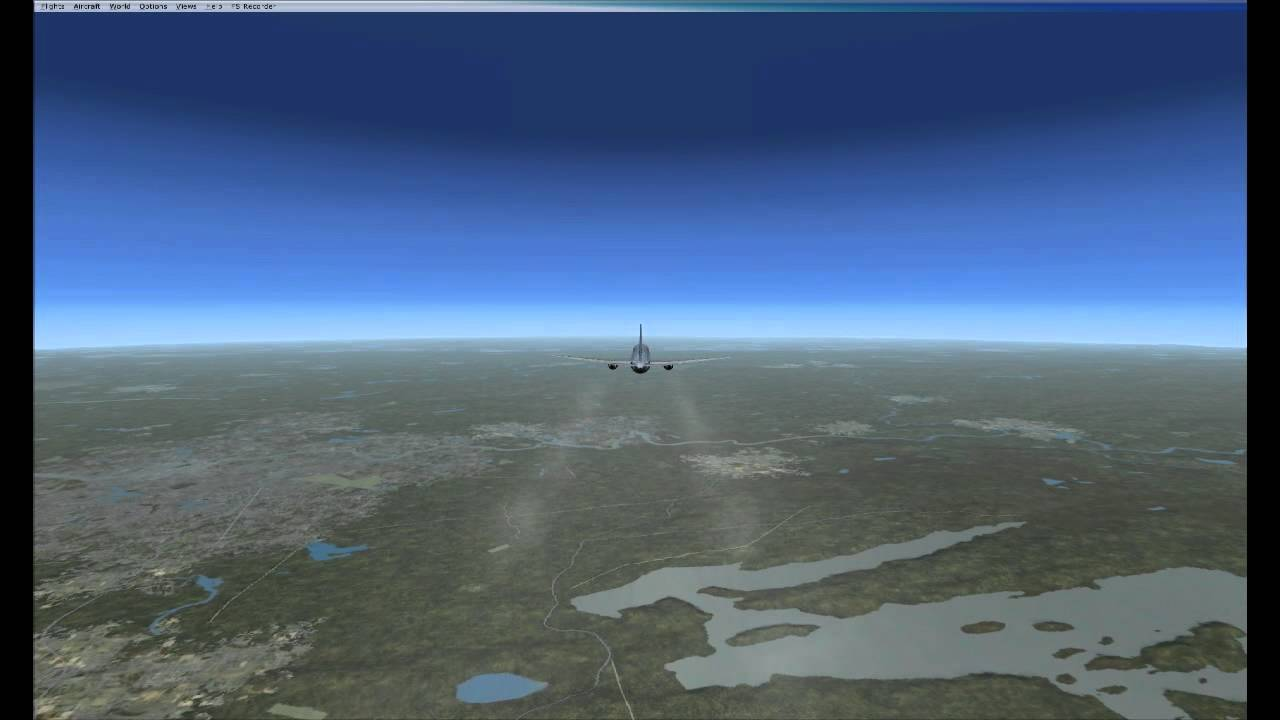 American Airlines Flight 11 Reconstruction With Atc