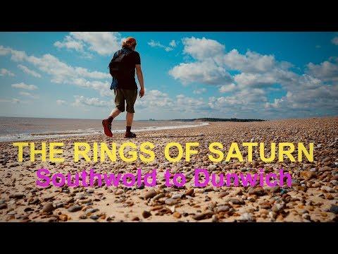 Sebald's Rings Of Saturn Walk Southwold To Dunwich (4K)