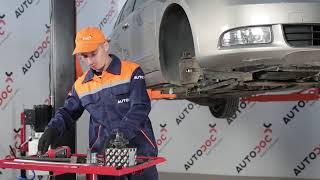 Reparar SKODA SUPERB faça-você-mesmo - guia vídeo automóvel