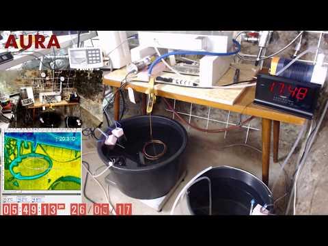 AURA: Sparge Testing