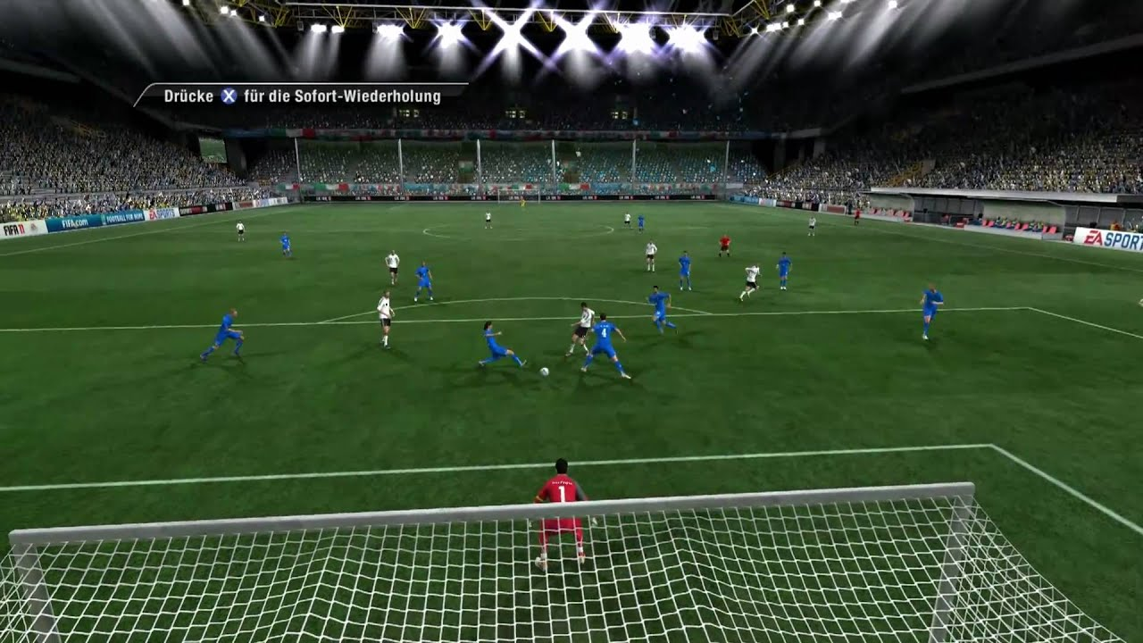 Freundschaftsspiel Italien