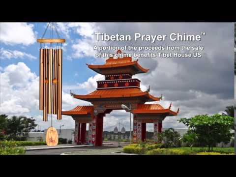 Tibetan Prayer Chime
