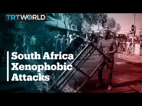 South Africa sees a new wave of xenophobic attacks