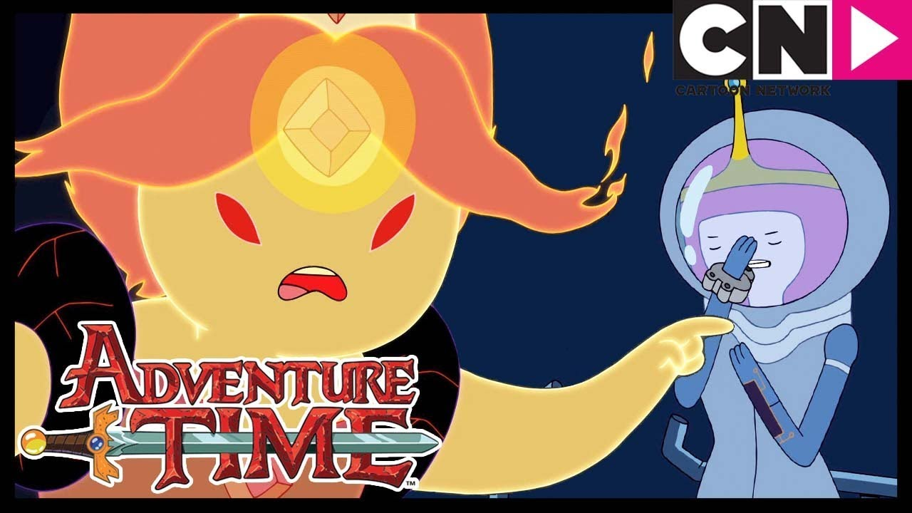 Adventure Time The Cooler Cartoon Network Youtube