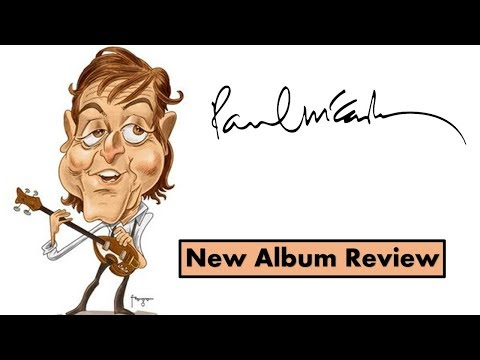 Paul McCartney: 'Egypt Station' - New Album Review