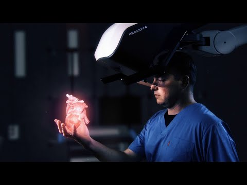 RealView Imaging - Interactive Medical Holography