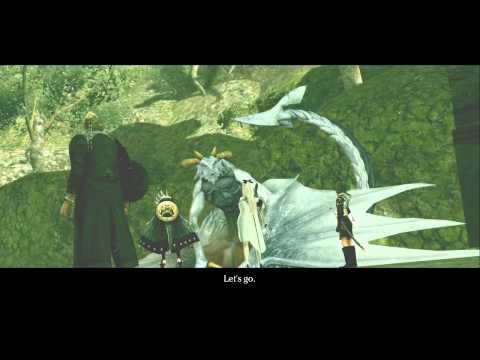 Drakengard 3 - PART 10 - Walkthrough Gameplay [HD]