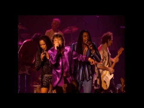 The Rolling Stones - Love Train (Live) - Official