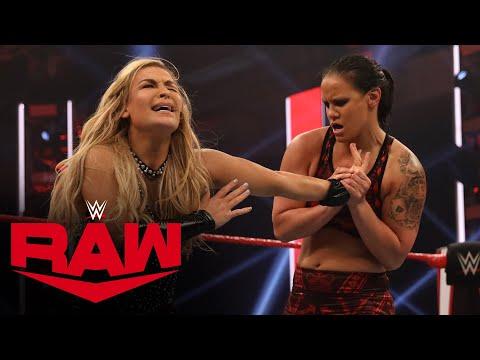 Natalya vs. Shayna Baszler – Submission Match: Raw, May 18, 2020