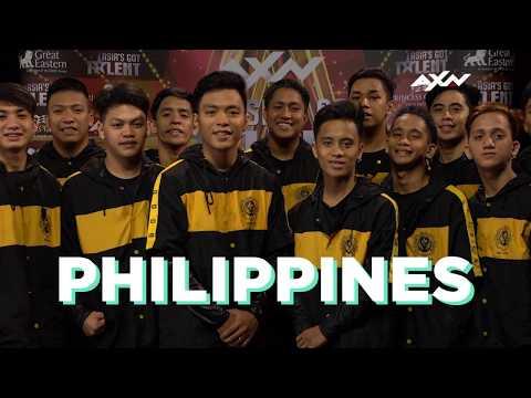 Junior Good Vibes Share Their Dreams | AXN Asia's Got Talent 2019