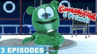 Gummy Bear Show STRANGE MYSTERIES Gummibar And Friends Episode Compilation