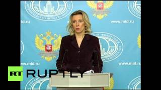Russia: Russian national detained in Turkey already on wanted list - Zakharova