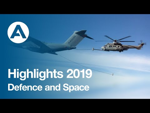 Airbus Defence and Space Highlights 2019