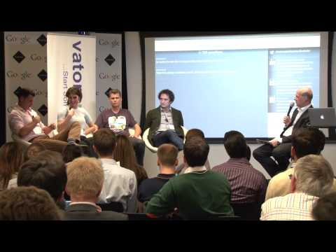 Vator Splash London Investor Panel The State Of Venture Capital