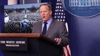 Brian Fallon: Sean Spicer lied to the press