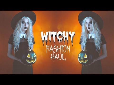 Witchy Fashion Haul | Koi Footwear, KILLSTAR, Spencer's
