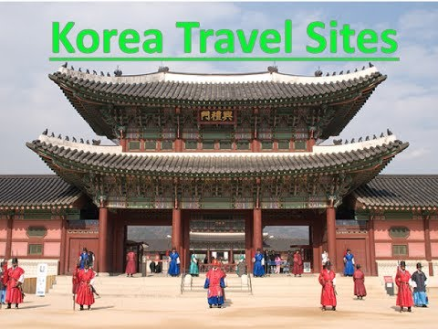 sites for trip planning to south korea youtube