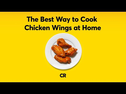 The Best Way to Cook Chicken Wings at Home | Consumer Reports