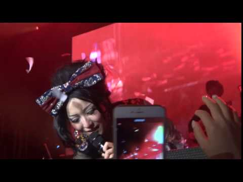 2016 Touch Mi SAMMI CHENG world tour live  - Sydney 05