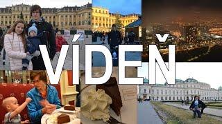 Vídeň - adventní trhy