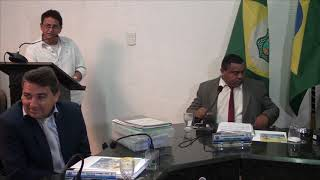 Pronunciamento Garcia Lima SAAE Lagoinha 07 12 2018