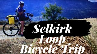 Selkirk Loop Bicycle Trip
